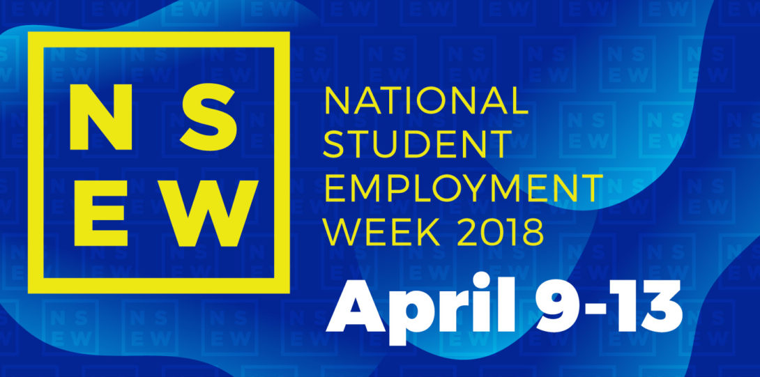 National Student Employment Week (NSEW)