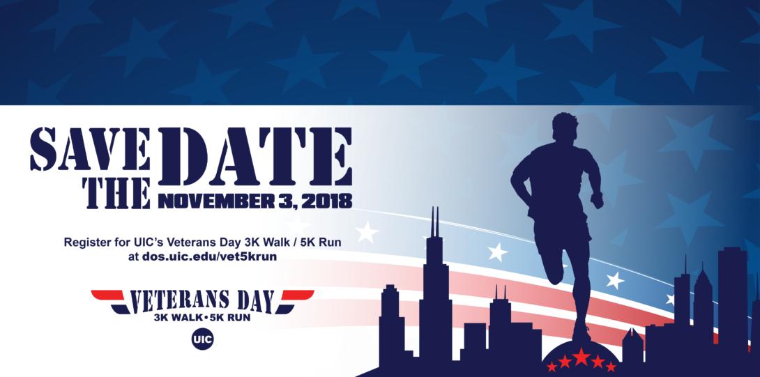 Veterans Day 5k/3k