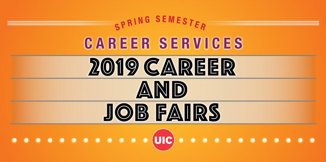 2019 Career and Job Fairs