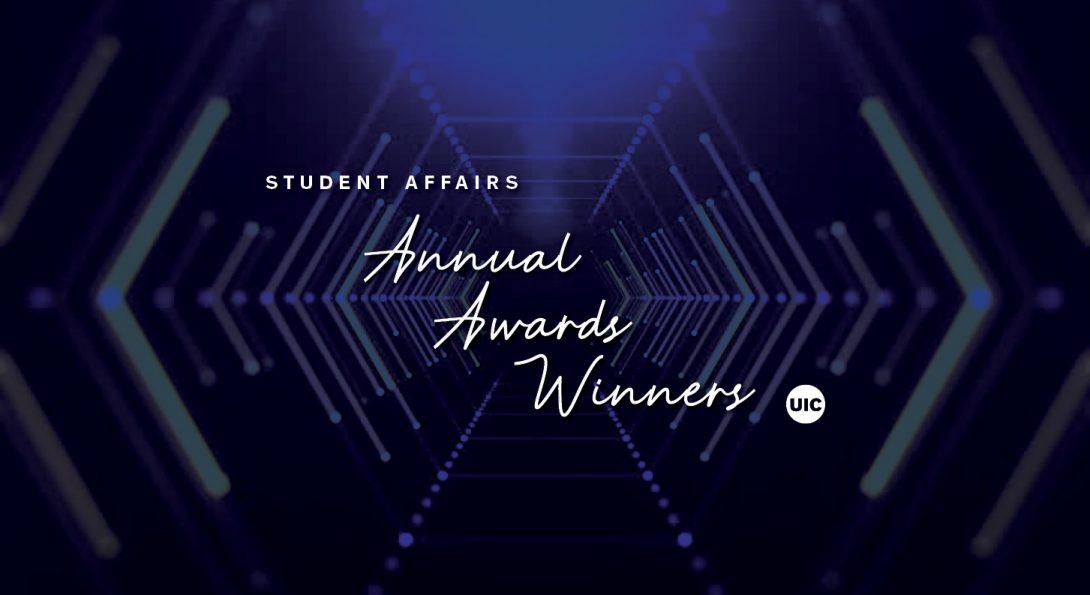 Student Affairs Annual Awards Winnders