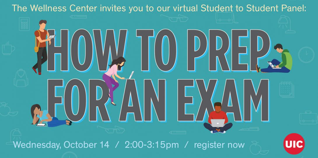 Student to Student Panel: How to Prep for an Exam